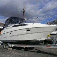 2001 BAYLINER 265 SUNBRIDGE