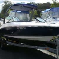 2012 - Sea Ray Boats - 210 SLX